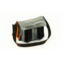 Small PVC Tool Bag with Two External Pockets